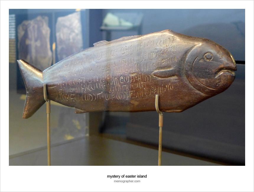 Photo Trilogy: Rapa Nui - The MuseumPhoto Trilogy: Rapa Nui - The Museum