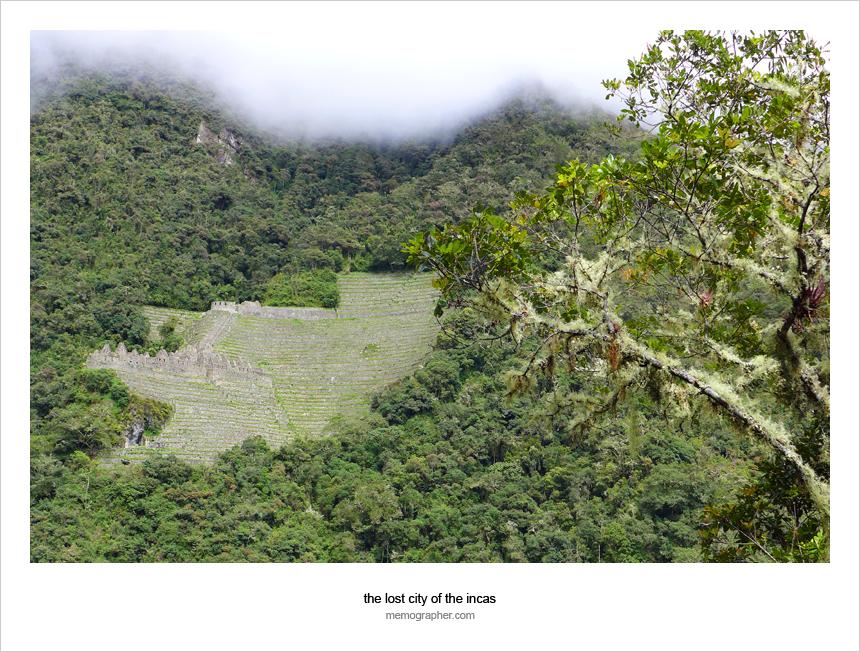 Winay Wayna - Little Machu Picchu