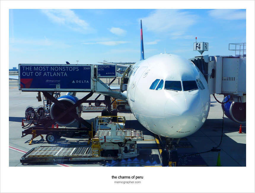 Delta. Atlanta, My Travel Transporters: Airplanes
