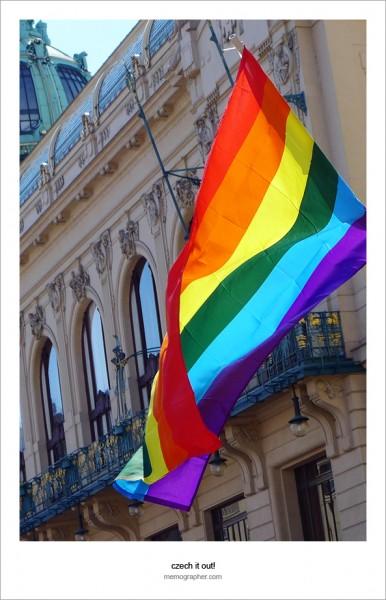 Gay Parade Prague Pride 2013