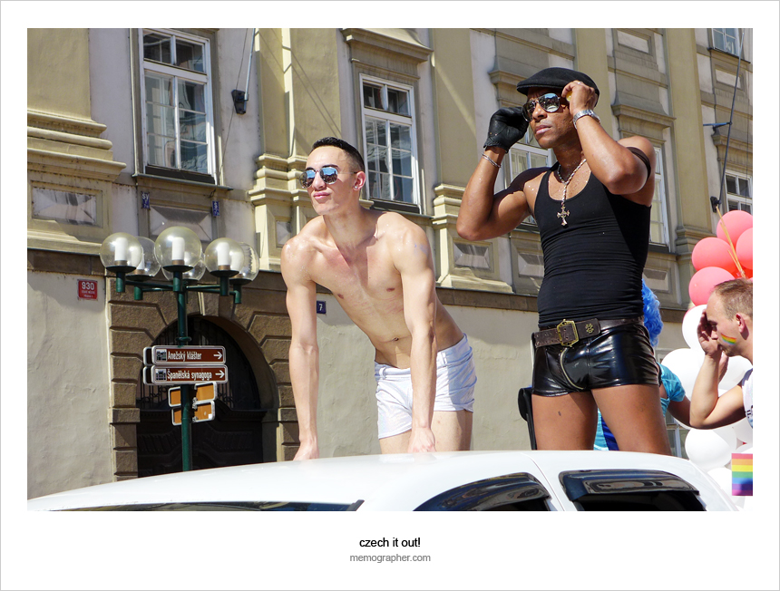 Gay Parade Prague Pride 2013