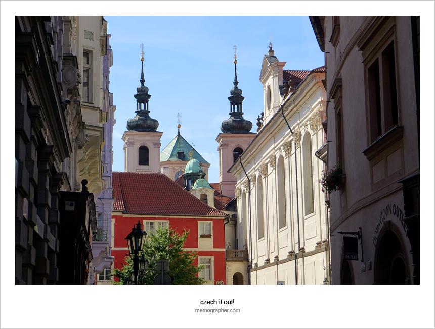 Old Town. Prague, Czech Republic