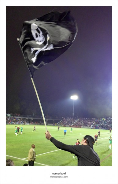 2013 NASL Soccer Bowl: Atlanta Silverbacks vs New York Cosmos