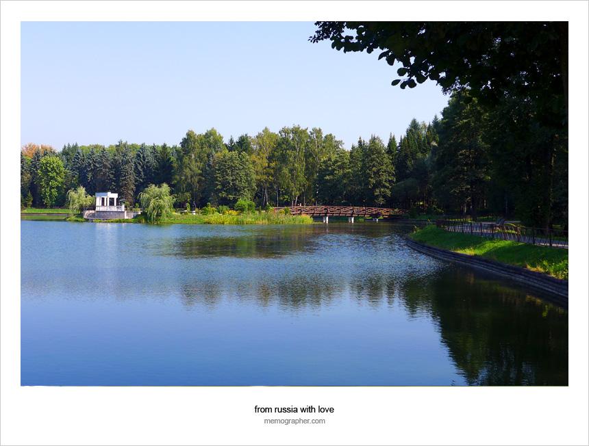 Beautiful Sights of Minsk Botanical Garden