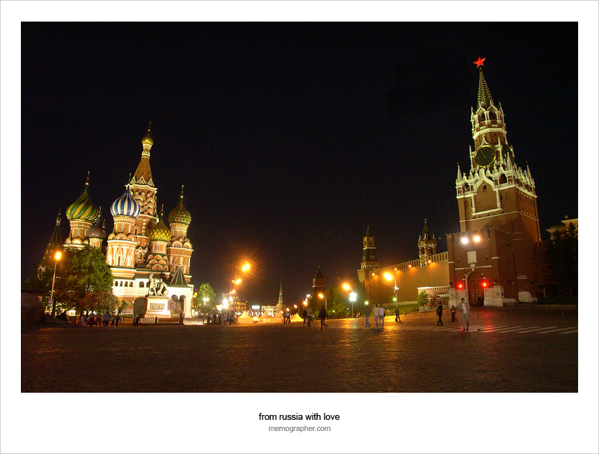 Moscow Unplugged