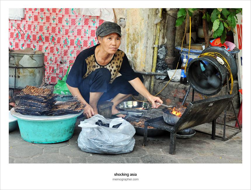 Back to Ha Noi, Viet Nam