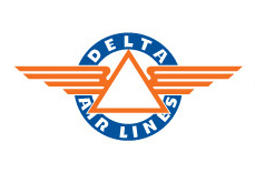 Delta Airlines Logo 1934