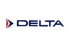 Delta Airlines Logo 1959-1965
