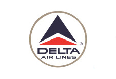 Delta Airlines Logo 1963