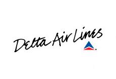 Delta Airlines Logo 1985