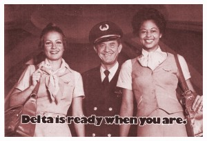 Delta Is Ready When You Are