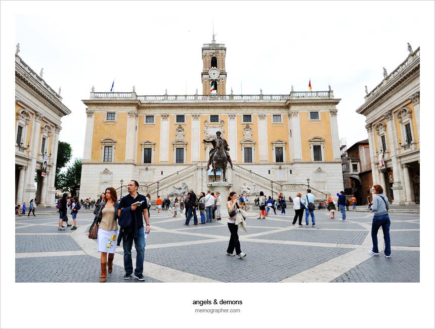 Musei Capitolini. Roma, Italy
