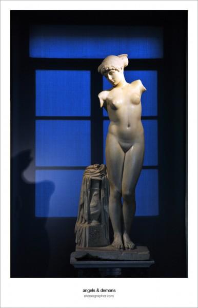 The Esquiline Venus (Venere Esquilina)