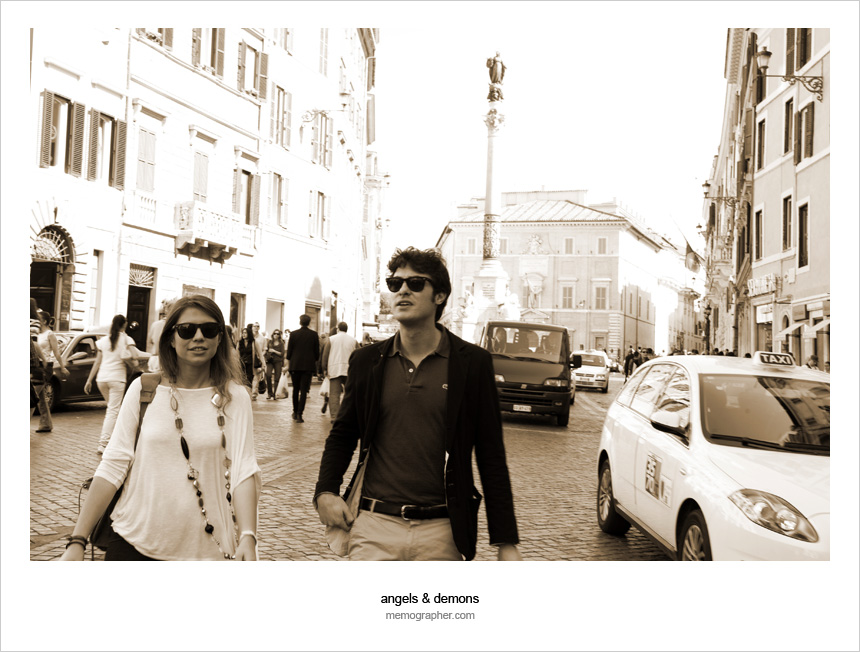 Untitled Captures From Rome, Italy