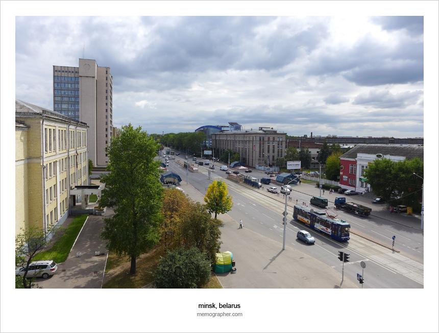 Dolgobrodskaya Street - Улица Долгобродская