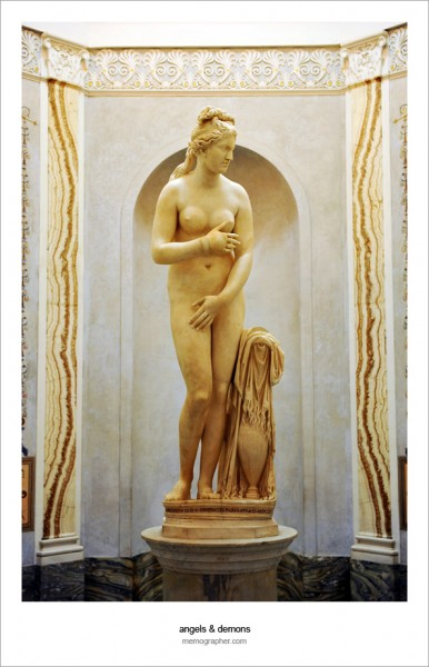 The Statue of Capitoline Venus