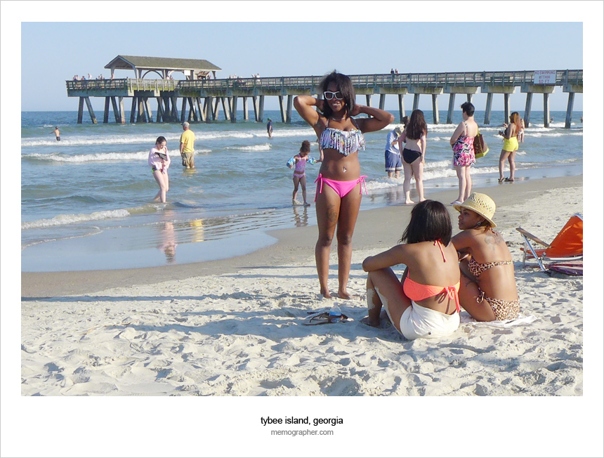 My Orange Crush - Spring Break on Tybee Island