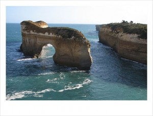 Panoramic Viewpoints along Australias Great Ocean Road