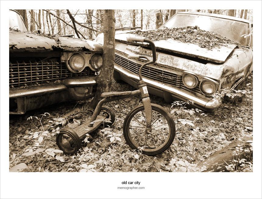 Old Car City USA - Photographer's Paradise