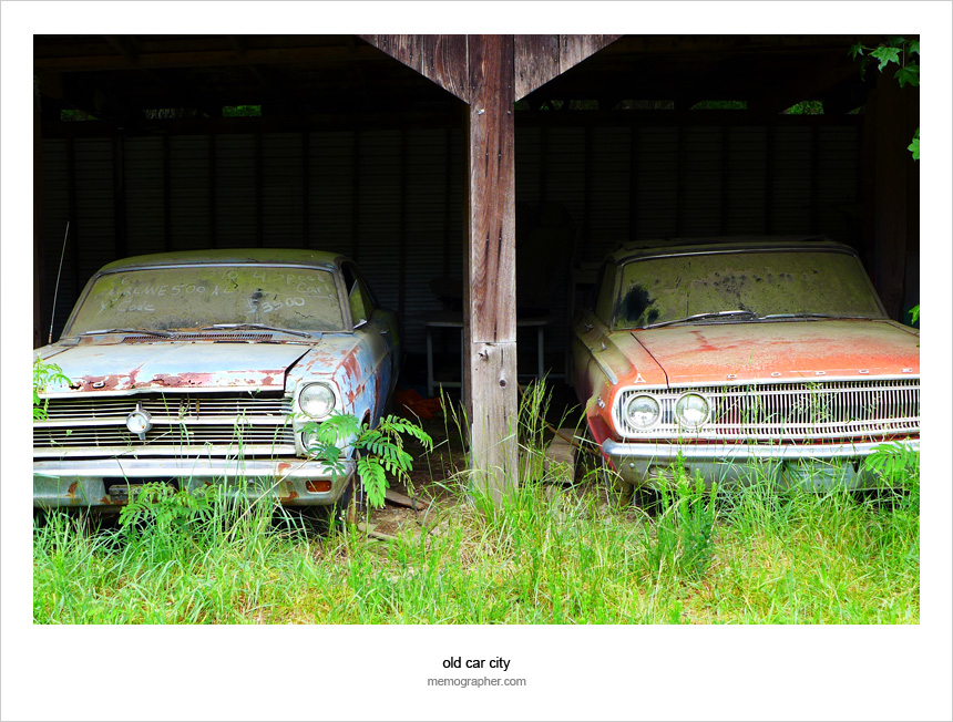 Old Car City USA - Photographer's Paradise