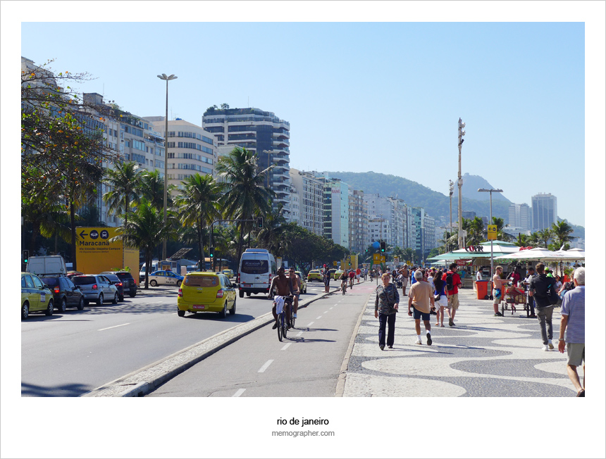 Rio de Janeiro: Copacabana Beach