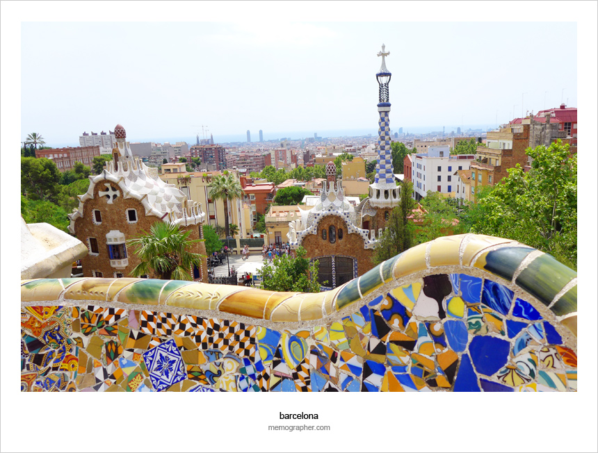 Antoni Gaudí - The Architect of the Wonderland (Park Güell)