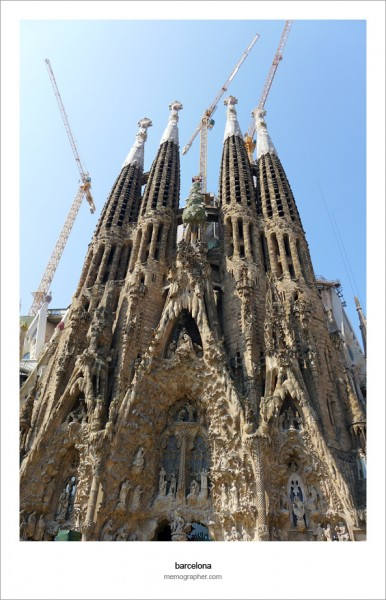 La Sagrada Familia (Built: 2026)