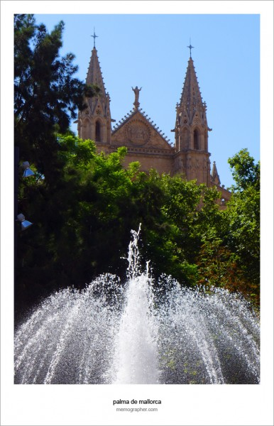 La Seu - The Cathedral of Santa Maria of Palma