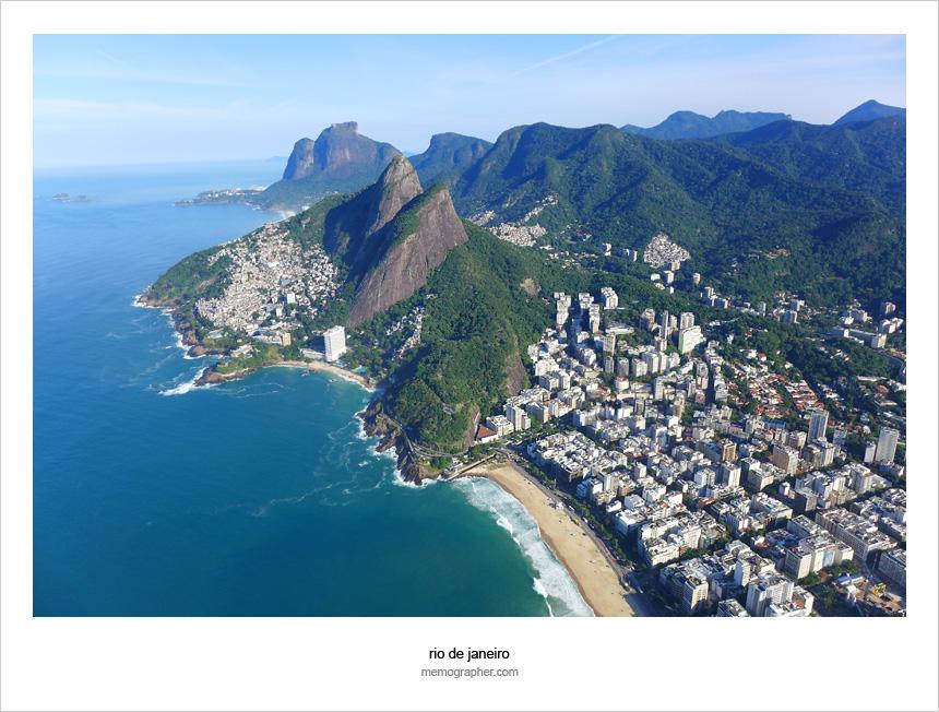 Birds Eye View of Rio de Janeiro Birds Eye Tour of Rio de