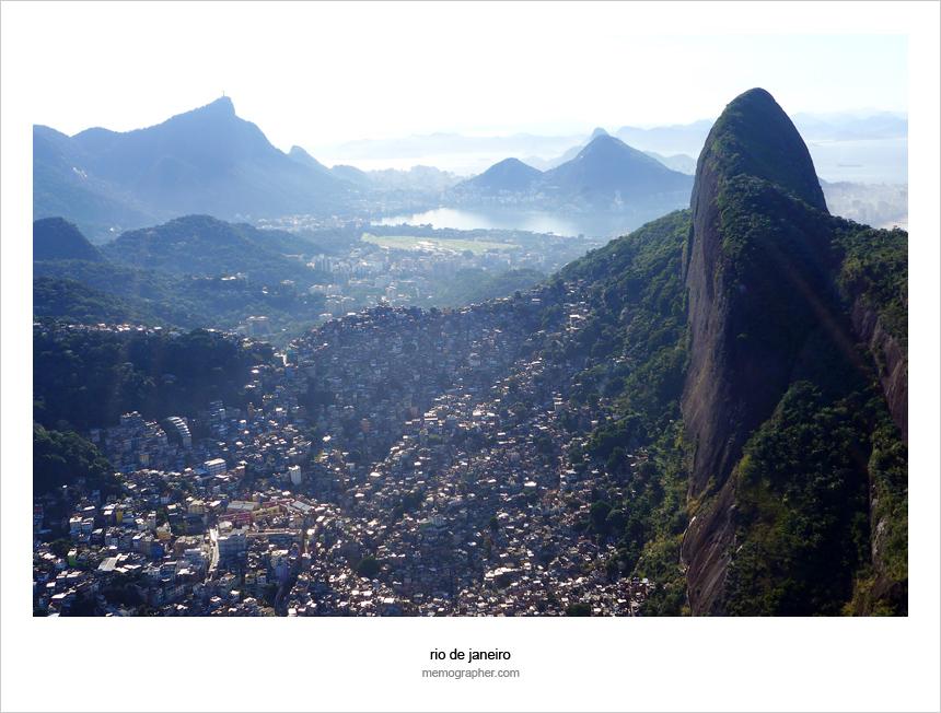 Photo Essay: Birds Eye Tour of Rio de Janeiro