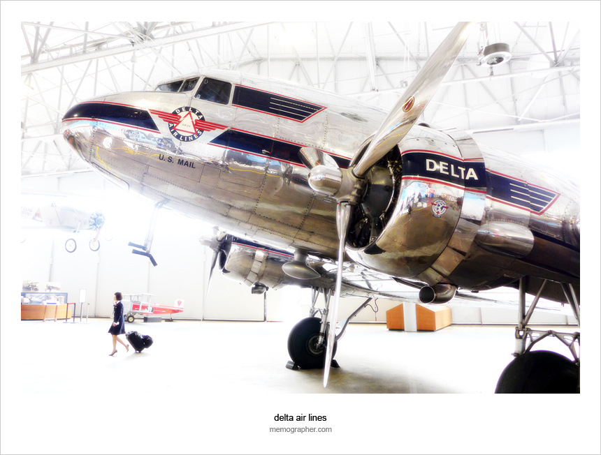 Delta Douglas DC-3 Ship 41