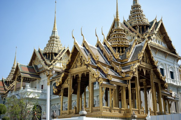 The Grand Palace, Bangkok, Thailand