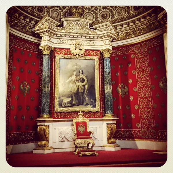 Small Throne Room of the Winter Palace