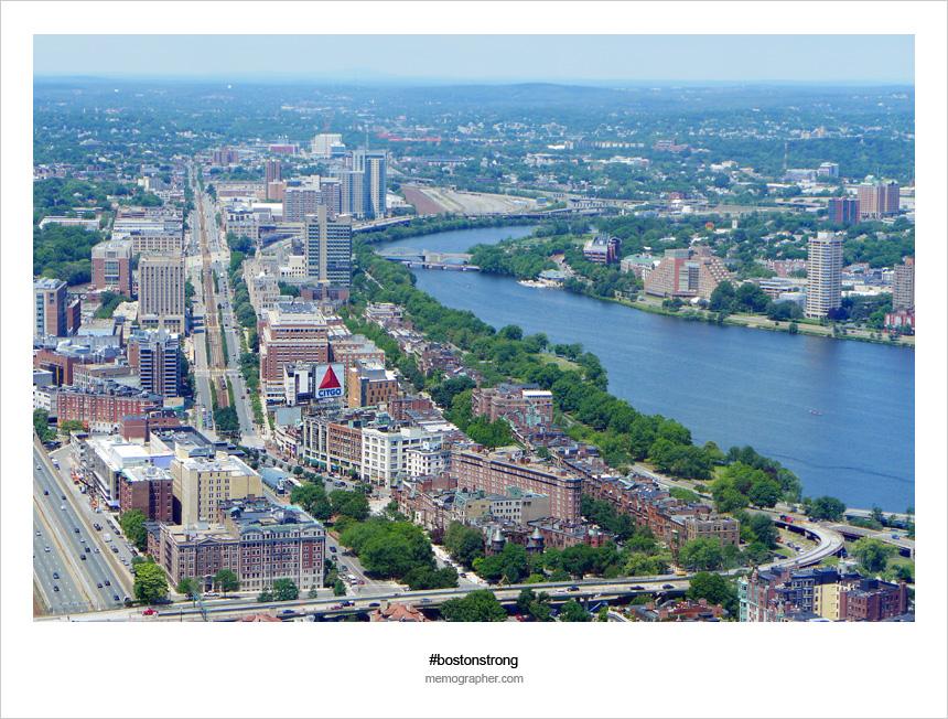 Downtown Boston: Photo Highlights