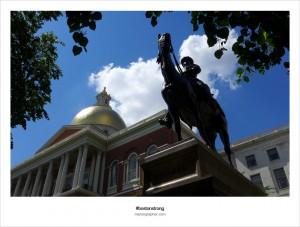 Photo Walk on Boston's Freedom Trail