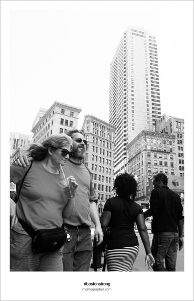 #BostonStrong Street Photography