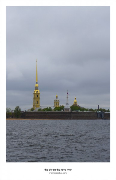 Saint Petersburg, Petrograd, Leningrad, Piter - The City on The Neva River