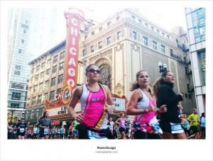 #OwnChicago - Chicago Marathon