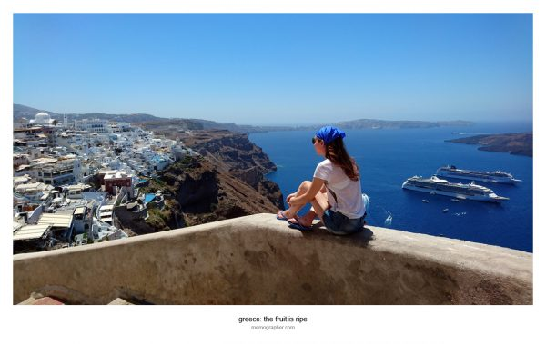 Santorini - The Most Beautiful One