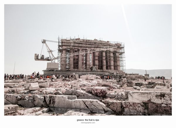 Acrolopolis of Athens- The Land of Gods and Goddesses