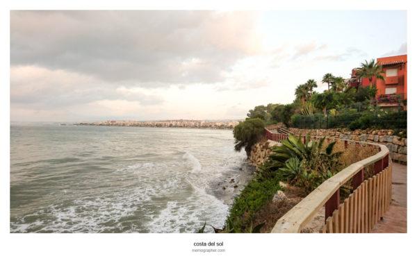 Costa del Sol. Estepona, Malaga